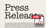 Download Press Release